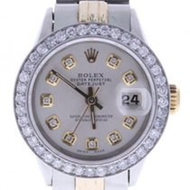 Rolex Datejust Automatic-self-wind Womens Watch 6517