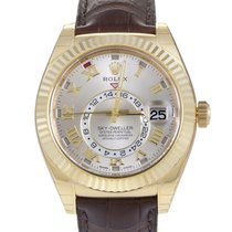 Rolex Oyster Perpetual Sky-Dweller Mens Automatic Watch 326138