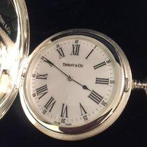 Tiffany Silver Pocket Watch