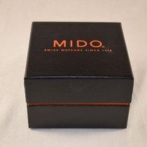 Mido Uhrenbox Watch Box Case Mit Umkarton 4 Rar