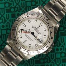 Rolex Explorer II 16570 white dial 1997