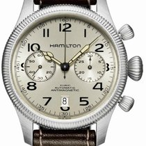 Hamilton Khaki Pioneer Earth Team Harrison Ford Limited Edit