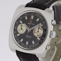 Certina Argonaut Vintage Chronograph Cal. Valjoux 23 Ref. 8401...