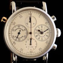 Chronoswiss Rattrapante Chronograph 38mm