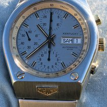 Heuer Leonidas Chronograph Kentucky Rarissimo Automatic In...
