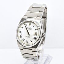 Rolex Datejust Oysterquartz 17000 in Steel 1979 with White Dial