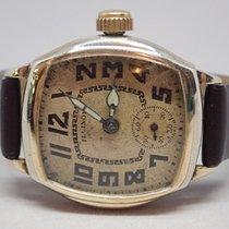 Illinois 1932 10KRGP White Dial Grade 307 17j Mens Watch...