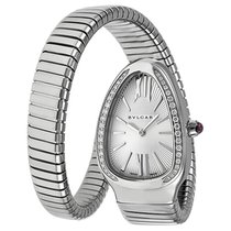 Bulgari Bvlgari Ladies SP35C6SDS.1T Serpenti Diamond Watch