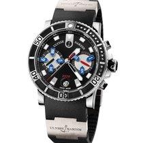 Ulysse Nardin Maxi Marine Diver Chronograph 8003-102-3/92 Watch