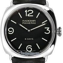 Πανερέ (Panerai) Radiomir Black Seal 8 Days 45mm pam00610