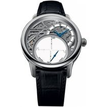 Maurice Lacroix Masterpiece Mysterious Seconds Limited Edition...