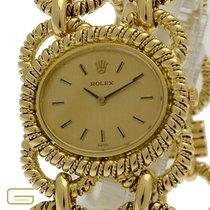 Rolex Schmuckuhr 18K.Gold
