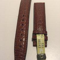 IWC Original Crocodile Leather Strap 18mm