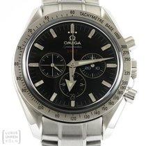 Omega Uhr Speedmaster Broad Arrow Ref. 32110425001001 Edelstah...