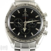 Omega Uhr Speedmaster Broad Arrow Ref. 32110425001001 Edelstah...