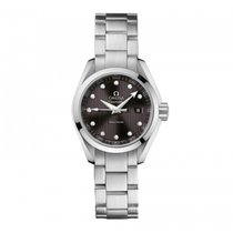 Omega Seamaster Aqua terra Quartz Date E.O.L Ladies watch...