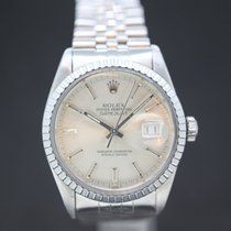 Rolex Date just White Dial cal.3035