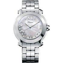 Chopard Happy Sport Round Quartz 36mm Stainless Steel