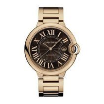 Cartier Ballon Bleu Automatic Mens Watch Ref W6920036