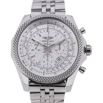 Breitling for Bentley 49 Automatic Chronograph Steel