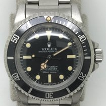 劳力士  (Rolex) 5512 Submariner 4 Lines Very Good Condition Dial