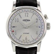 Vulcain Cricket en acier Ref : 100101.001 Vers 2014
