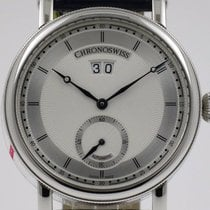 "Chronoswiss ""Sirius Big Date Small Seconds"" New, onworn."