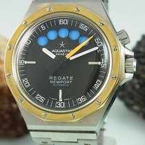 Aquastar Geneve Regate Newport Automatic Yachttimer Regattauhr...