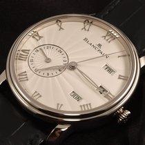 Blancpain VILLERET QUANTIÈME ANNUEL GMT 6670154255B