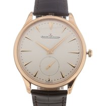 Jaeger-LeCoultre Master Ultra Thin 39 Automatic White Dial