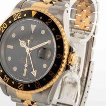 Rolex GMT-Master II Stahl/Gold Ref.16713 Original Box /...