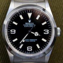 Rolex Explorer Black Dial 14270