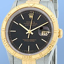 "Rolex ""Datejust Turn-O-Graph/Thunderbird""."