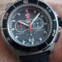 Luminox F-22 Raptor Crono