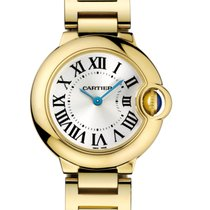 Cartier Ballon Bleu 28mm 18K Solid Yellow Gold