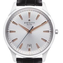 Zenith Captain Central Second