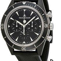 Jaeger-LeCoultre JLC Deep Sea Chronograph Cermet