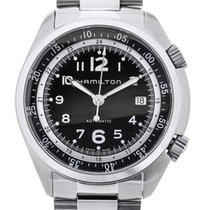 Hamilton Khaki Aviation Pilot Pioneer Stainless Steel