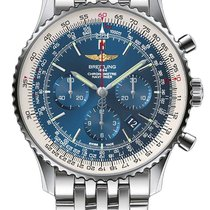 Breitling Men's AB012721/C889/443A Navitimer 01 (46MM) Watch