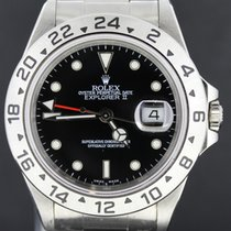 Rolex Explorer II Steel Black Dial, Full Set 1995 (W-Series) MINT