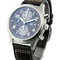 IWC 371709 Antoine Saint Exupery Pilots Chronograph in Steel -...