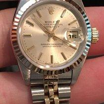 Ρολεξ (Rolex) 69173 18k/ss Ladies Datejust 26mm 2135 Caliber...