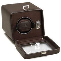 Wolf Designs Module 2.5 - Single Watch Winder - Glass Cover -...