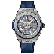 Hublot Big Bang Unico GMT Titanium Watch 45mm