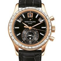 Patek Philippe 5961R-010 Annual Calendar Ref 5961R-010 in Rose...