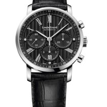 Louis Erard EXCELLENCE CHRONOGRAPH TOTAL BLACK