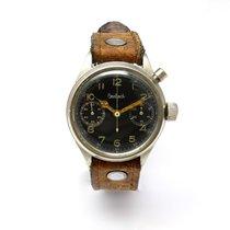 Hanhart Ein-Drücker Flieger-Chronograph, Cal.40