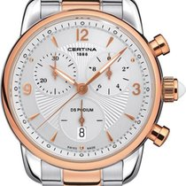 Certina Ds Podium Lady C025.217.22.017.00 Damenchronograph...