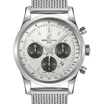 Breitling Transocean Chronograph Men's Watch AB015212/G724...
