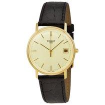Tissot Goldrun Hesalite Champagne Dial Unisex Watch